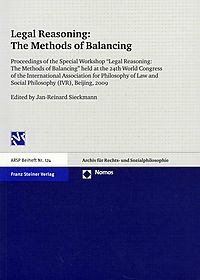 Legal Reasoning: the Methods of Balancing