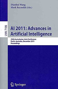 Ai 2011 Advances in Artificial Intelligence