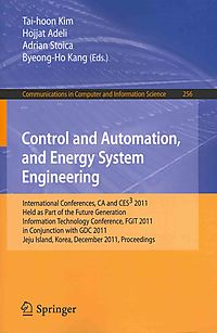 Control and Automation, and Energy System Engineering