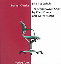 The Office Swivel Chair by Klaus Frank and Werner Sauer