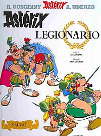 Asterix legionario / Asterix the Legionary