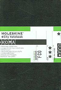 Moleskine City Notebook Roma (Rome)