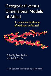 Categorical Versus Dimensional Models of Affect