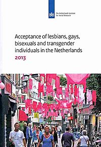 Acceptance of Lesbian, Gay, Bisexual and Transgender Individuals in the Netherlands 2013