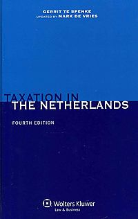 Taxation in the Netherlands