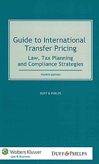 Guide to International Transfer Pricing