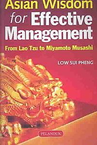 Asian Wisdom for Effective Management