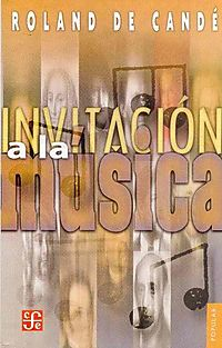 Invitacion a la musica/ Invitation to Music