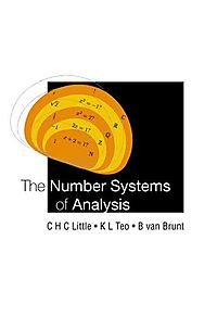 The Number Systems of Analysis