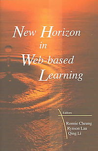 New Horizon in Web-based Learning